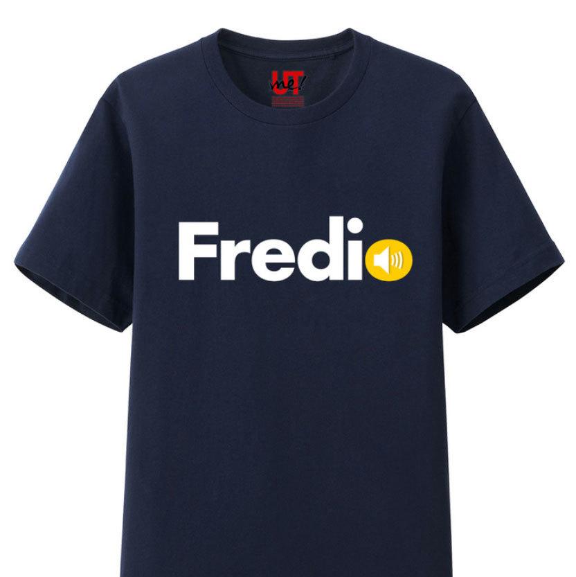 Fredio T-shirt ユニクロ UTme にて販売中
